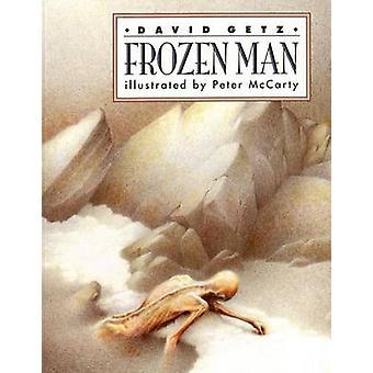 Frozen Man by David Getz - Peter McCarty - 9780805046458 Book