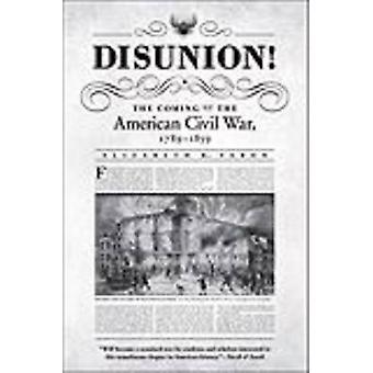 Splittelse! -Kommer af den amerikanske borgerkrig - 1789-1859 (1 nyt.