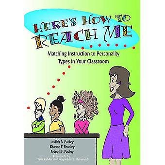 Hier is hoe om te Reach ME - overeenkomende instructie aan persoonlijkheid typen in