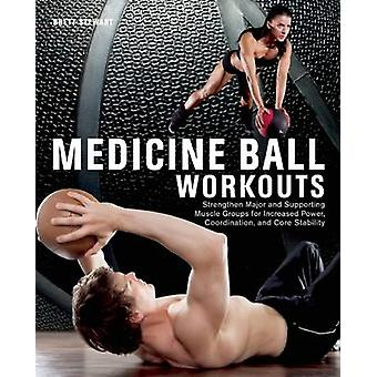 Medicine Ball Workouts - Strengthen Major and Supporting Muscle Groups