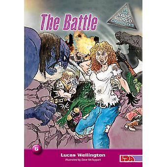 The Battle by Lucas Wellington - Dave McTaggart - 9781855035423 Book