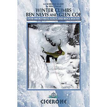 Winter klimt Ben Nevis en Glen Coe (7e herziene editie) door Alan Ki