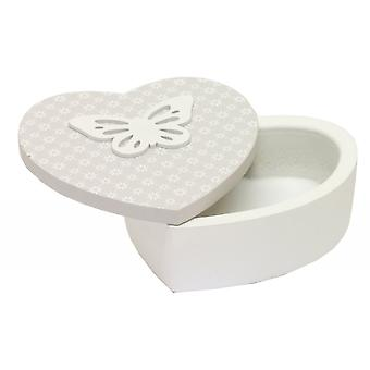 JOE DAVIES Trinket Box 277670 bianco con talpa