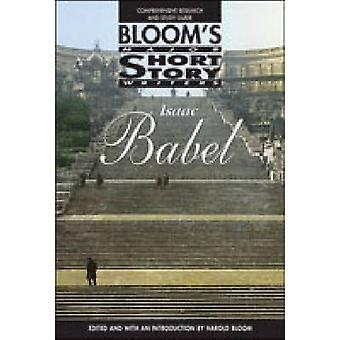 Isaac Babel por Harold Bloom - libro 9780791075906