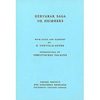 Hervarar Saga Ok Heidreks