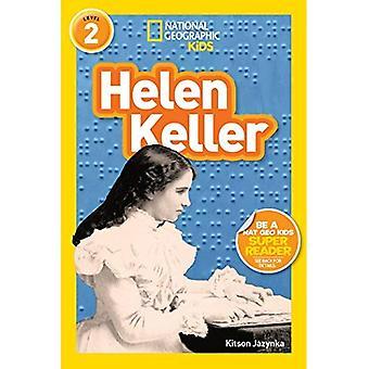 i lettori geografici nazionali: helen keller (lettori geografica nazionale: livello 2)