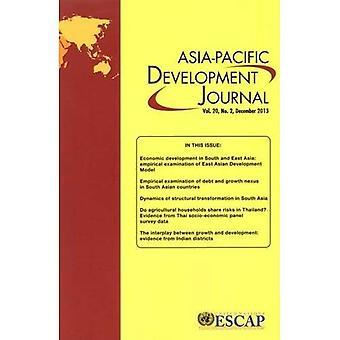Ontwikkeling van de Azië-Pacific Journal, December 2013, nr. 2