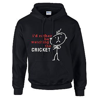 Miesten I pikemminkin Be Watching kriketti-huppari