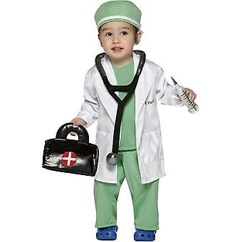 Doctor Toddlers Costume