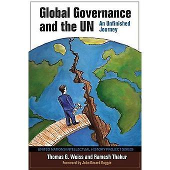 Global styrning och FN en oavslutad resa av Weiss & Thomas G.