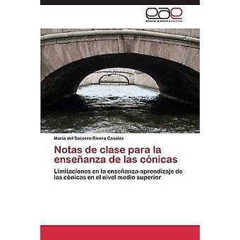 Notas de clase para la enseanza de las cnicas av Rivera Casales Mara del Socorro