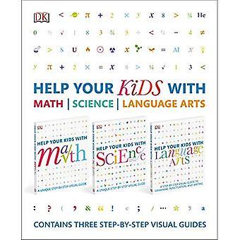 Hjälpa ditt barn med matte, naturvetenskap och språk konst