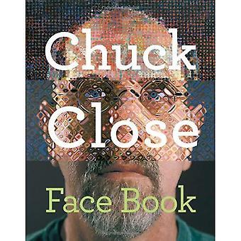 Chuck Close: Face boek