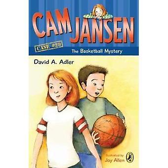 CAM Jansen - The Basketball Mystery #29 by David A Adler - Joy Allen -