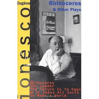 Rhinoceros - and Other Plays by Eugaene Ionesco - 9780802130983 Book