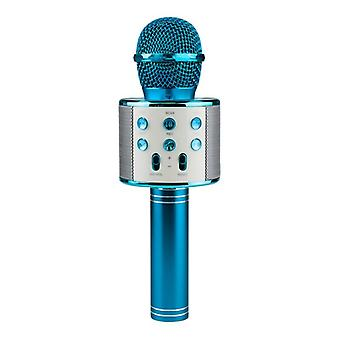 KTV-Wireless Karaoke microphone-Blue