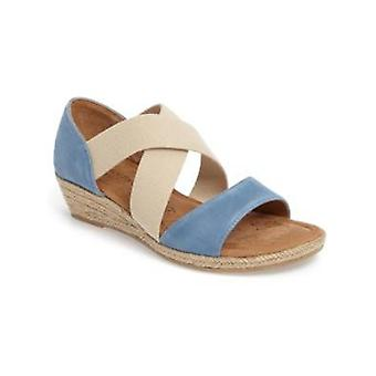 Comfortiva Womens brye Open Toe Casual Slide Sandals