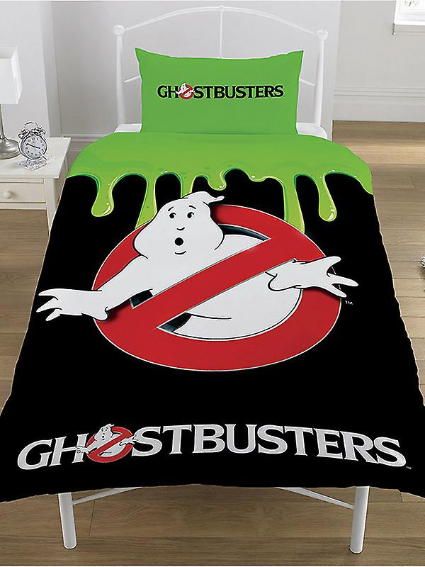 Ghostbusters Duvet Cover and Pillowcase Set