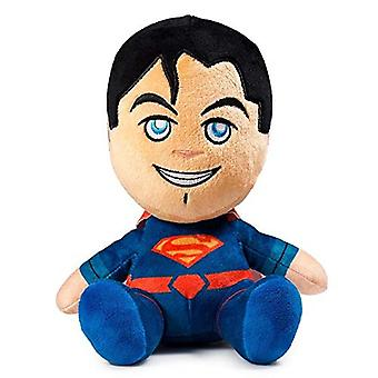 Plush - DC Comics - Superman Sitting Phunny Soft Doll kr14993