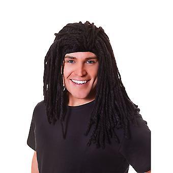 Bristol Novelty Unisex Adults Dreadlocks Wig