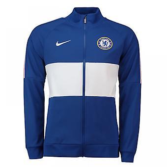 2019-2020 Chelsea Nike I96 Jacket (Blue) - Kids