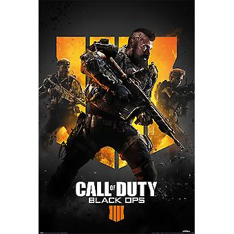 Poster - Studio B - Call of Duty - Black Ops 4 36x24