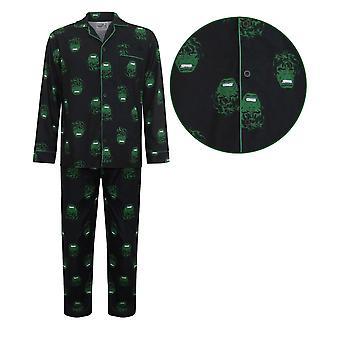 Ensemble de pyjama d'impression d'impression de Hulk