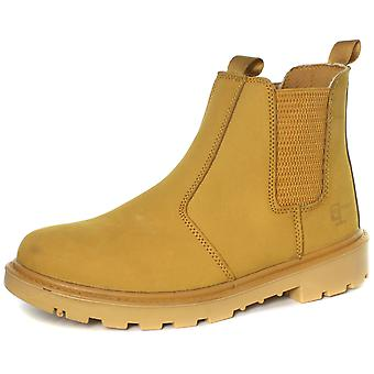 Grafters Grinder Twin Gusset Dealer Mens Safety Boots  AND COLOURS