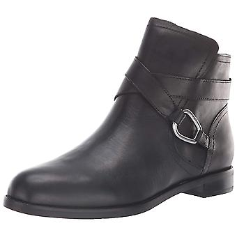 Lauren by Ralph Lauren Womens Hermione Leather Almond Toe Ankle Fashion Boots