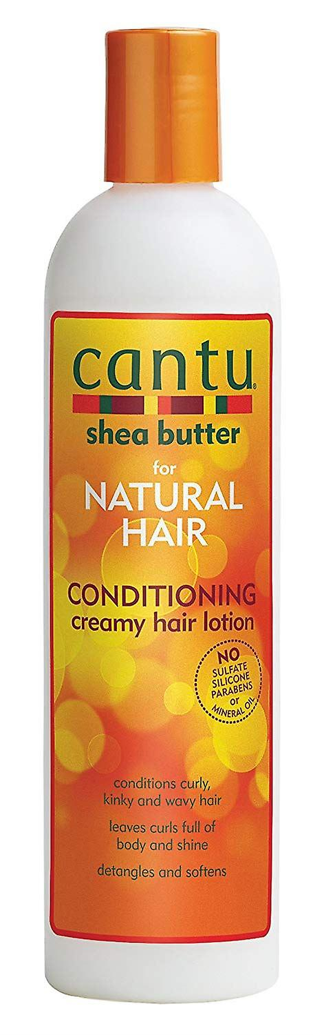 Cantu Shea Butter Conditioning Creamy Hair Lotion 12oz