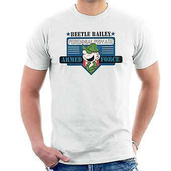 Beetle Bailey Perennial Private Men's T-Shirt