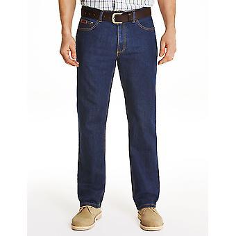 Farah Mens Farah Cotton Denim Fabric Jean