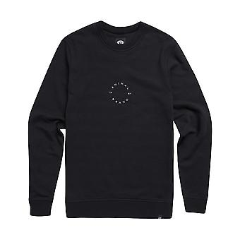 Animal Loopback Sweatshirt in Black