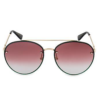 Lunettes de soleil Gucci Aviator GG0351S 004 62