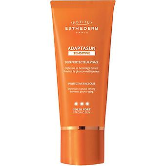 Esthederm Adaptasun Sensitive Skin Face Cream Strong 50ml