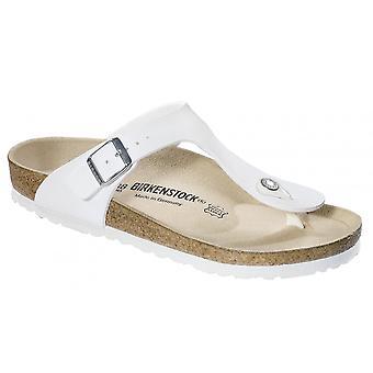 Birkenstock Gizeh Weiß Sandale 043731, REGULAR