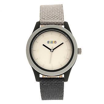 Crayo Pleasant Unisex Watch - Grey/Charcoal