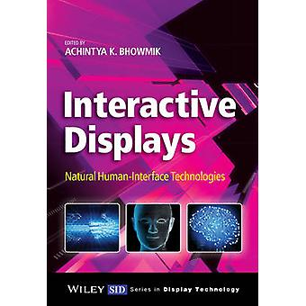 Interactive Displays by Bhowmik