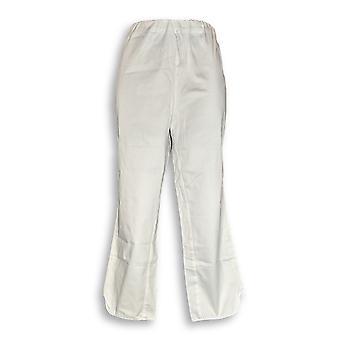 C. Wonder Women's Pants Cotton Sateen Crop White A289710