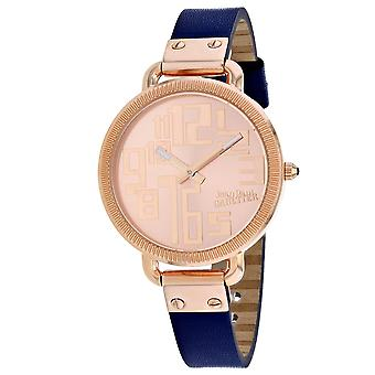 Jean Paul Gaultier Women's Index Rose gold Dial Watch - 8504306