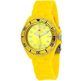 Seapro Women's Spring Yellow Dial Watch - SP3210