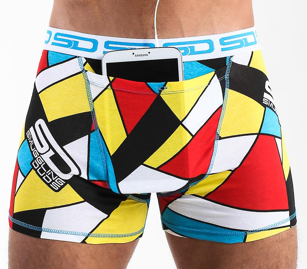 Smuggling Duds Stash Boxers - Abstract