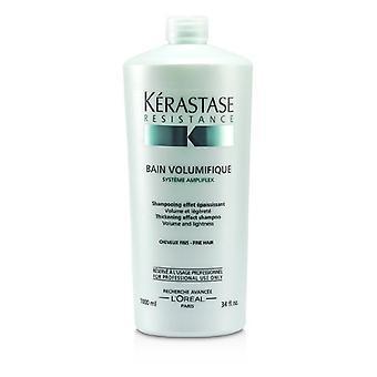 Kerastase Resistance Bain Volumifique Thickening Effect Shampoo (for Fine Hair) - 1000ml/34oz
