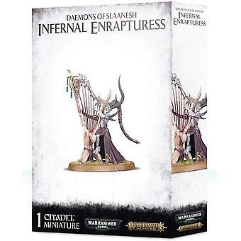 Games Workshop Warhammer - Daemons of Slaanesh : Infernal Enrapturess
