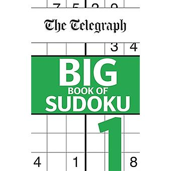 The Telegraph Big Book of Sudoku 1 von Telegraph Media Group Ltd