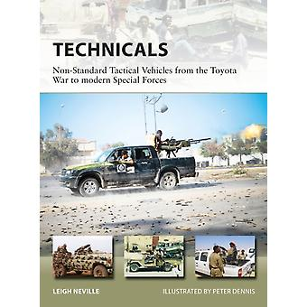 Technicals by Leigh Neville