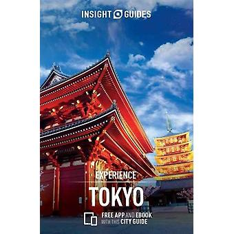 Insight Guides Experience Tokyo Travel Guide with Free eBoo