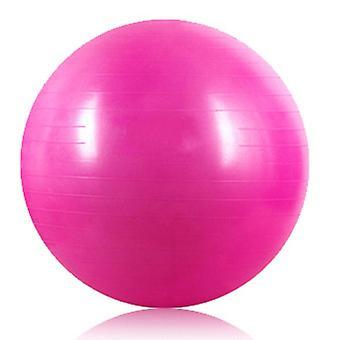 Kabalo rosa 65cm ANTI BURST GYM träning schweiziska YOGA FITNESS boll för graviditet FÖDELSEPROCESS etc (inklusive pump)