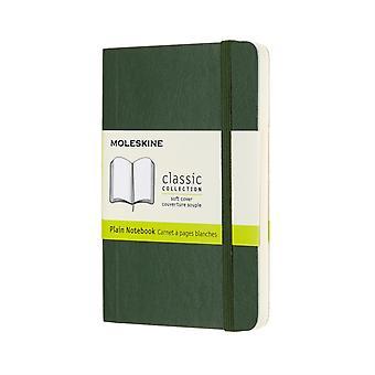Pocket Plain Myrtle Green PB Notebook