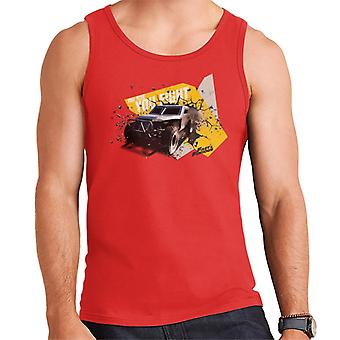 Fast and Furious You Ride You Fight Men's Vest
